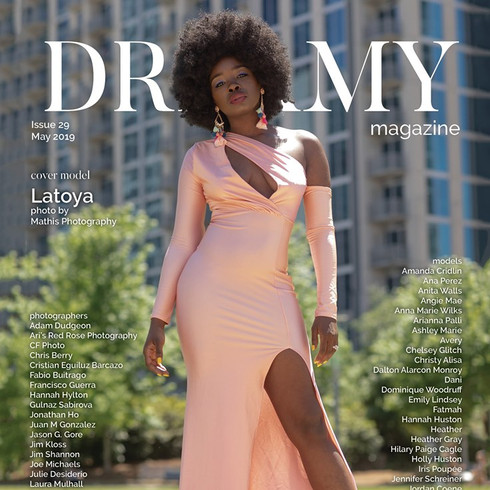 Latoya May 2019 Dreamy Magazine