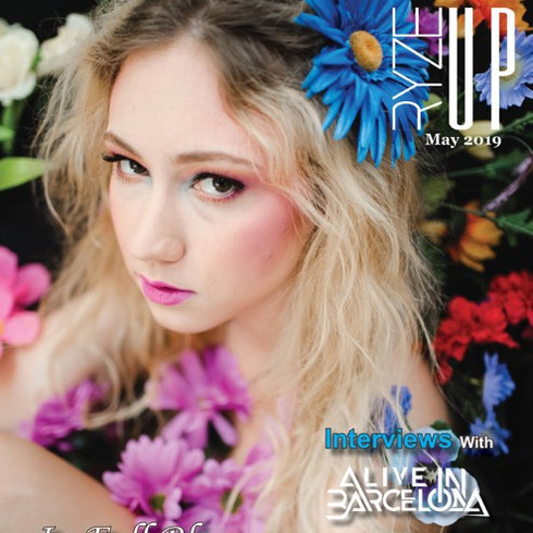 Ashlyn May 2019 Ryze Up Magazine