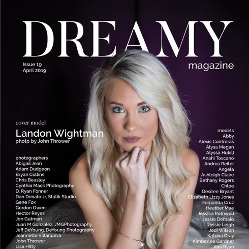 Landon April 2019 Dreamy Magazine