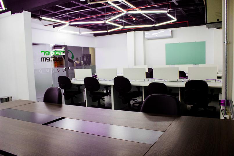 Sala Privadas Cowmeia Coworking