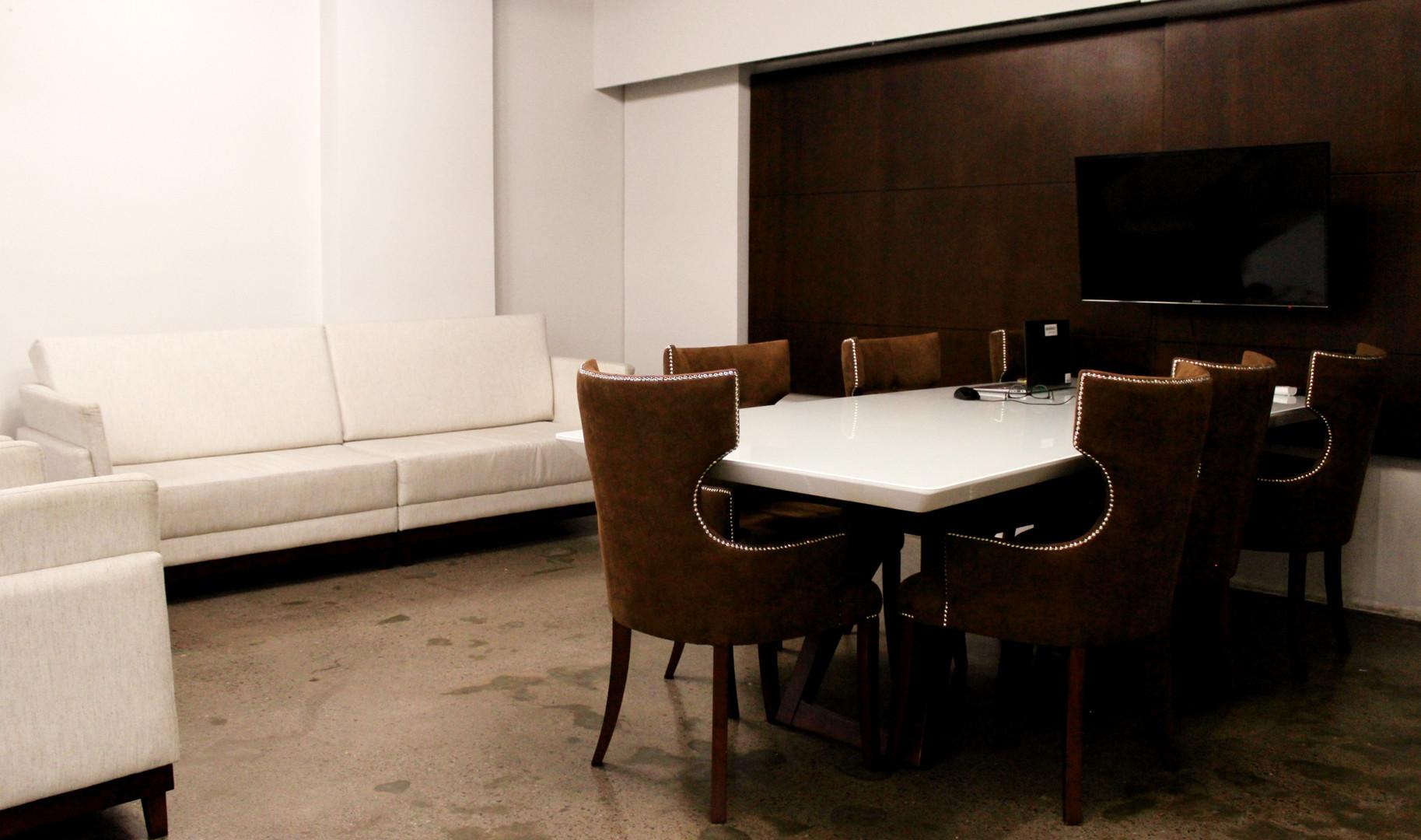Salas de Reunião Cowmeia Coworking