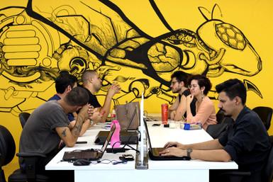 Coworking Livre Cowmeia Coworking