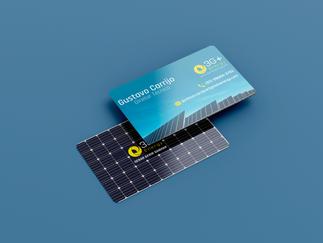 Cartão de Visita - 3G+