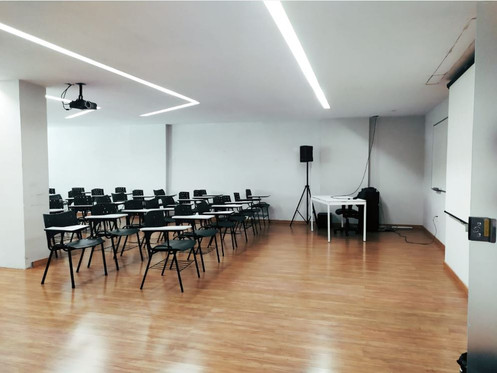 Auditorio Cowmeia Coworking