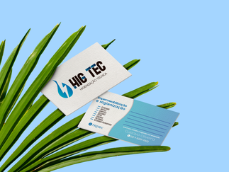 Cartão de Visita - HIG.TEC