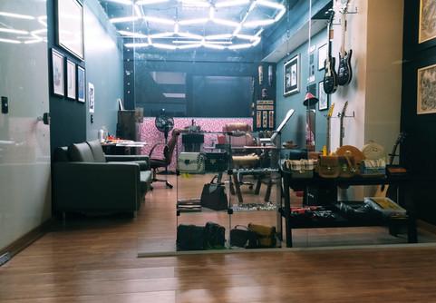 Studio de Tatuagem Cowmeia Coworking