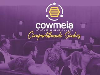 Portfólio Digital - Cowmeia Coworking