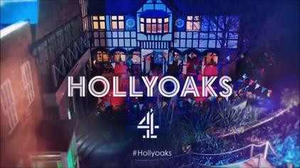 Hollyoaks come to visit DJW in Teesside