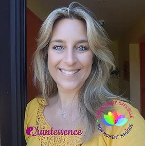Elodie Corrèze Quintessence Brive Relaxologue Massothérapeute Energéticienne - Détente - Relaxation - Lâcher prise - Gestion du Stress - Gestion des émotions - Ateliers bien-être - Développement personnel