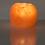 Thumbnail: Bougeoir en sel de l'Himalaya - Bloc de sel brute - forme arrondie