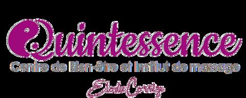 Quintessence Centre de Bien-être Institut de Massage Elodie Corrèze Brive Soins énergétiques Reiki EFT Stress Emotions Ateliers Esthétique