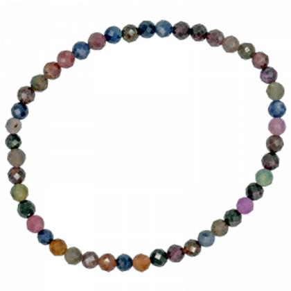 Bracelet Rubis / Saphir