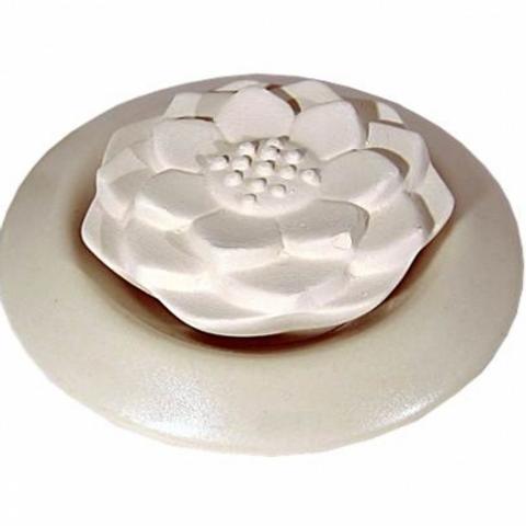 Diffuseur d'arôme: pierre aromatique fleur de Lotus