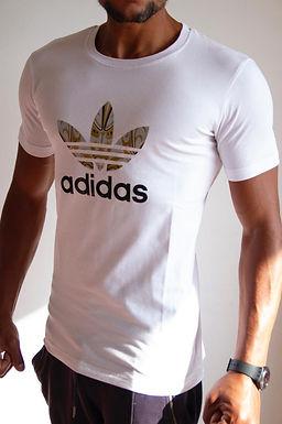 Adidas T-Shirt for men 100% cotton