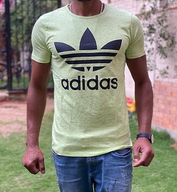 Adidas Cotton T-Shirt for men