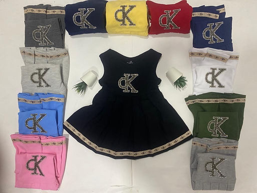 Calvin Klein dress for Girls from 1 year to 10 years