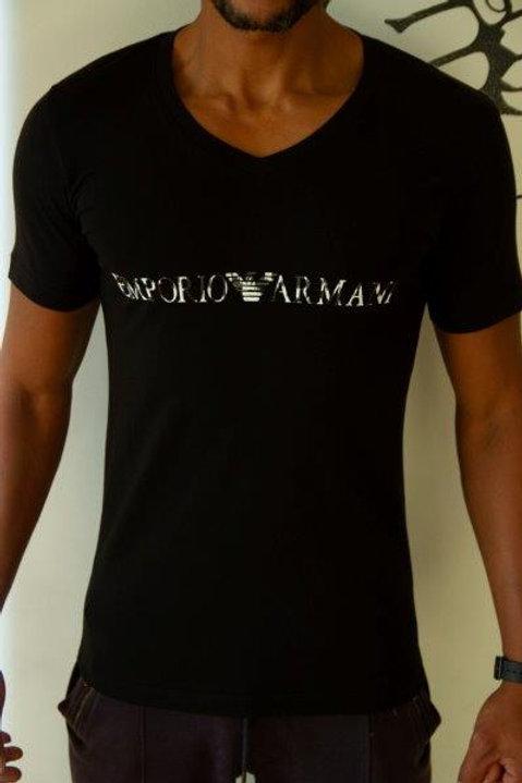 Emporio Armani T-Shirt for men 100% Cotton