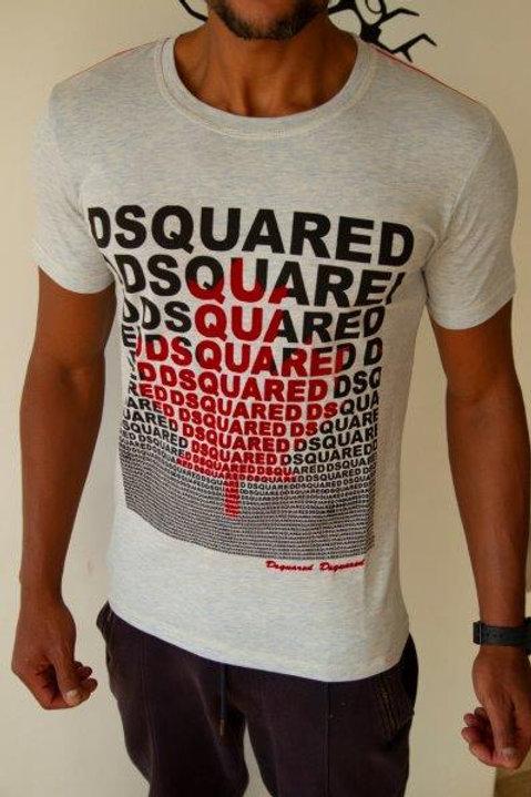 High Quality Dsquared Cotton T-Shirt for men 100% cotton
