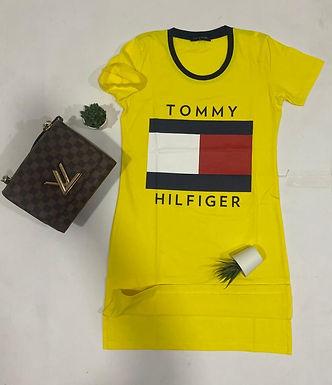 Woman Tommy Hilfiger Cash mayo 100% cotton