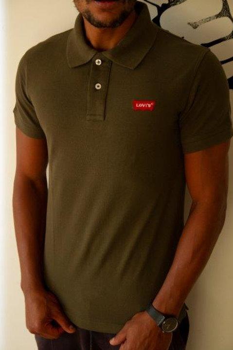 High Quality Levi`s Polo T-Shirt for men 100% Cotton