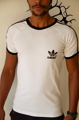 High Quality Adidas Cotton T-Shirt