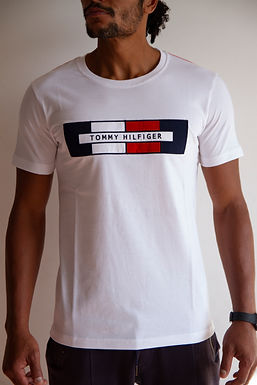 TOMMY T-Shirt for men 100% Cotton