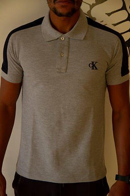 High Quality Calvin Klein Polo T-Shirt for men 100% Cotton
