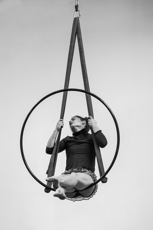 fotó a Freak Fusion Cabaret próbájáról