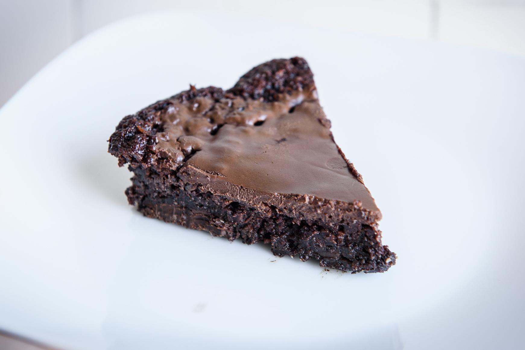 ételfotó; csokoládétorta