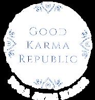 Logo good karma republic - blanc & typo transparente.png