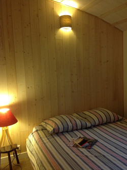 Hebergement cabane chambre Indre 36