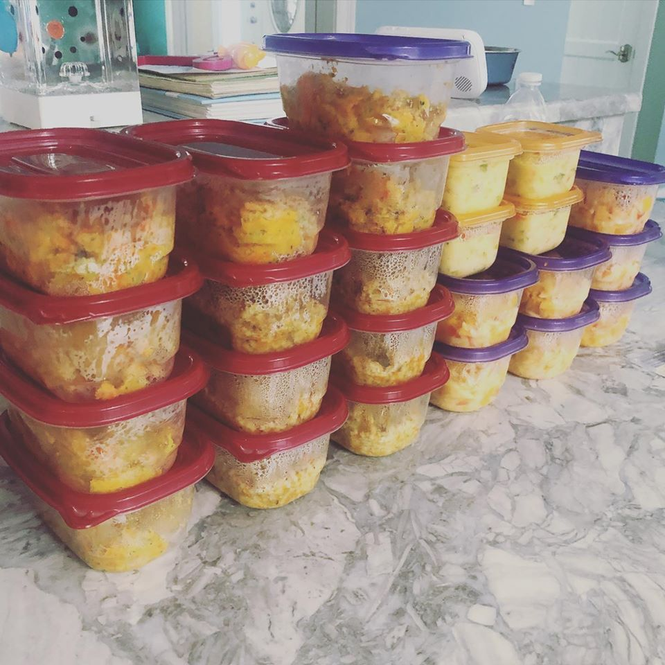 doula meal prep