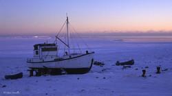 Les bateaux resteront figés pour sept à 8 mois