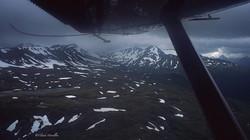 1996 Vol au-dessus de l'île de Kodiak
