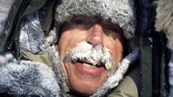Avant de s'engager dans une telle aventure, mieux vaut aimer le froid...