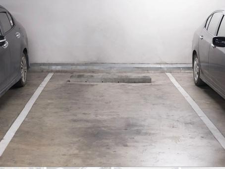 Parking Spot Epiphany
