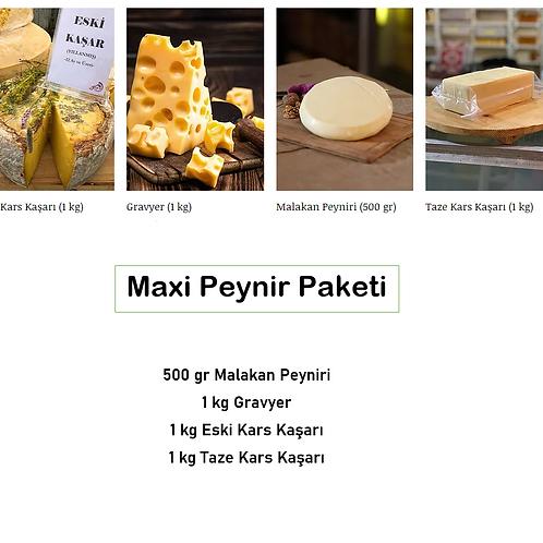 Maxi Peynir Paketi