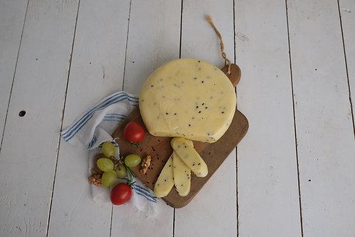 Dağ Kekikli Göbek Peyniri (500 gr)