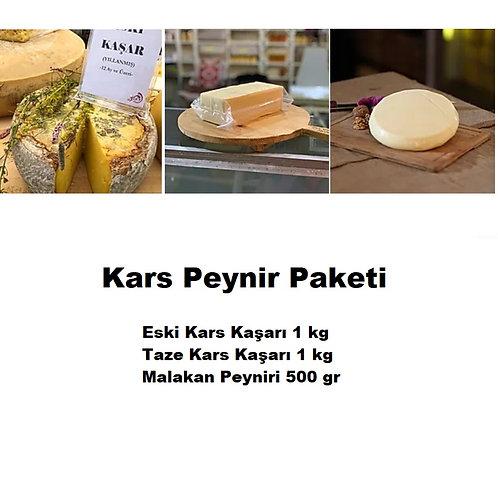 Kars Peynir Paketi