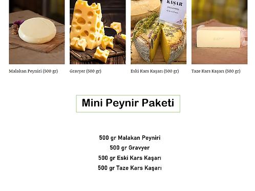 Mini Peynir Paketi