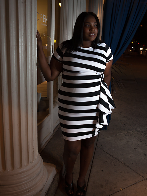 Stripe Me Dress