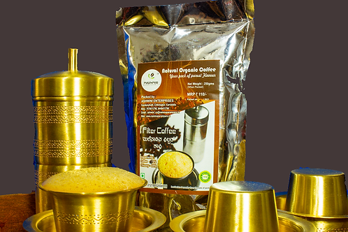 Strong Filter Coffee