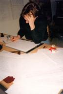 N.N., kleine Welten_Bei der Arbeit_1992_