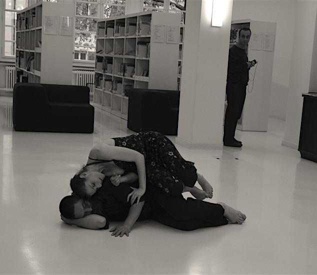 Duett with Tonatiuh Diaz Aguilar