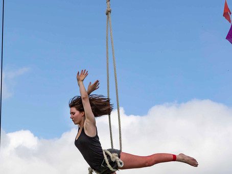 CIRCUS WORKS DEVORAN AUTUMN WINTER 2021 PRO TRAINING & HOME SCHOOL KIDS SESSIONS ARE NOW UP TO BOOK!