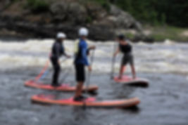 Whitewater SUP Ottawa