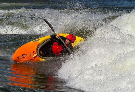 Dan Gavere Kayaker