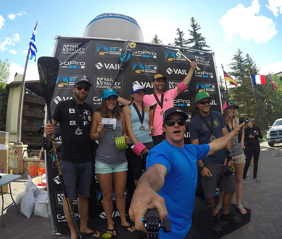 Vail Mountain Games - Whitewater Special