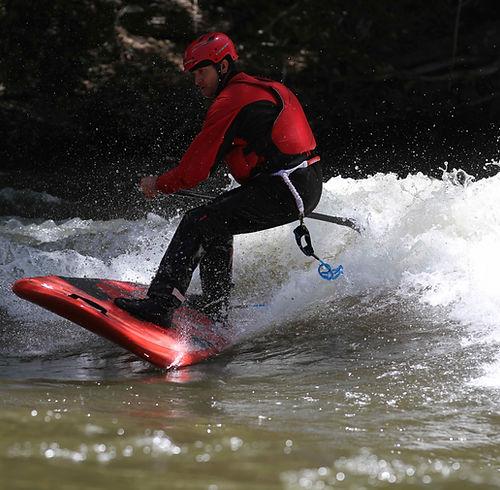 Dan Gavere SUP Surf
