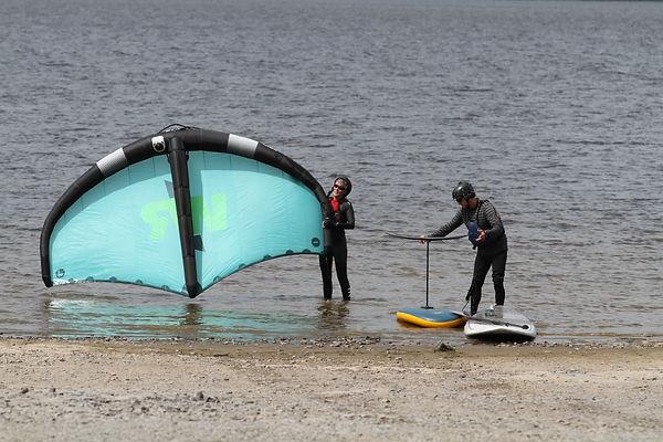 Dan Gavere Wingsurfing Lesson Hood River.jpg